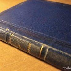 Libros antiguos: LOS BANDIDOS, SCHILLER, 1878. Lote 199079368