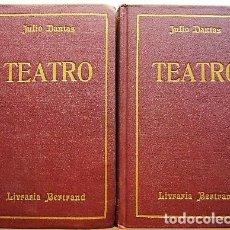 Libros antiguos: JULIO DANTAS - TEATRO (COMPANHIA EDITORA PORTUGAL-BRASIL). Lote 199804521