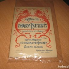 Libros antiguos: MADAMA BUTTERFLY. Lote 201154126