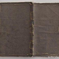 Libros antiguos: EL CORAZÓN DE UN SOLDADO - D. JUAN JOSÉ NIEVA - MADRID AÑO 1852 - ARAGÓN. Lote 202621492