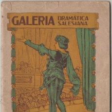 Libros antiguos: LOTE B- TEATRO LITERATURA FOLLETO AÑO 1930 32 PAGINAS. Lote 202686316