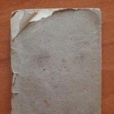 Livres anciens: 1833 - LAS TRES PARROQUIAS - COMEDIA UBICADA EN BARCELONA. Lote 204654866