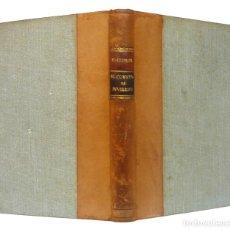 Livres anciens: 1934 - WILLIAM SHAKESPEARE: EL CUENTO DE INVIERNO - TEATRO ISABELINO - ENCUADERNACIÓN. Lote 205002656