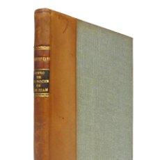 Livres anciens: 1922 - WILLIAM SHAKESPEARE: SUEÑO DE UNA NOCHE DE SAN JUAN - TEATRO ISABELINO - ENCUADERNACIÓN. Lote 205002973