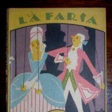 Libros antiguos: CARRERE, EMILIO Y GARCIA PACHECO, F: LA MANOLA DEL PORTILLO (ZARZUELA). Lote 49559852