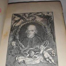 Libros antiguos: CALDERON 1881 SALVATELLA. Lote 205736036