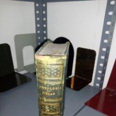 Livres anciens: ANTOLOGÍA ESPAÑOLA COLECCIÓN DE PIEZAS ESCOGIDAS. DON CARLOS DE OCHOA 1860. Lote 206335311