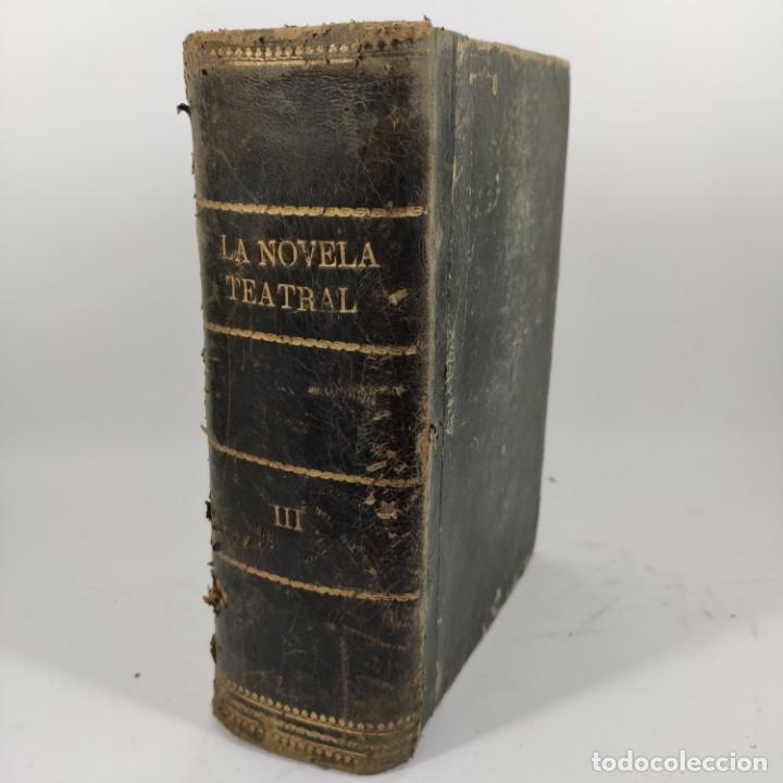 Libros antiguos: LIBRO - NOVELA TEATRAL - 3 - AÑOS 1917-1918 - NÚMEROS DEL 35 AL 65 / Nº12832 - Foto 2 - 207110907