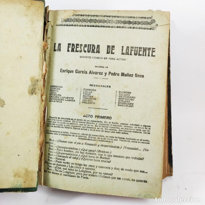 Libros antiguos: LIBRO - NOVELA TEATRAL - 3 - AÑOS 1917-1918 - NÚMEROS DEL 35 AL 65 / Nº12832 - Foto 3 - 207110907