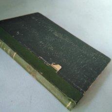 Libros antiguos: BENITO PÉREZ GALDÓS. LA FIERA. EJEMPLAR CON SELLO BIBLIOTECA GALDÓS. Lote 207252752