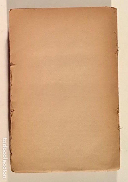 Libros antiguos: Martes de Carnaval. Esperpentos. Ramón del Valle-Inclán. 1930. Primera edición. - Foto 6 - 205383065