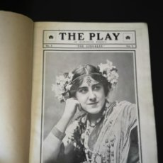 Livres anciens: COLECCION REVISTA DE TEATRO THE PLAY THE CATCH OF THE SEASON DEL Nº 1 AL Nº 6 LONDRES 1900. Lote 209184267