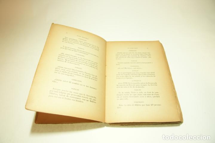 Libros antiguos: Teatro. Jacinto Benavente. Tomo décimosexto. Madrid. 1913. Incluye carta de Secretaría de Jacinto B. - Foto 6 - 209419545