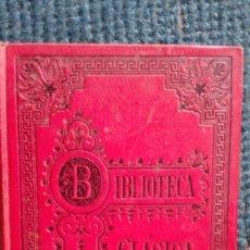 Libros antiguos: TEATRO COMPLETO. AUTOR: P. TERENCIO AFRICANO. Lote 210664765