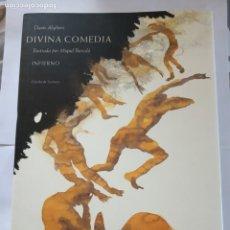 Libros antiguos: DANTE ALIGHIERI DIVINA COMEDIA (3 TOMOS) CJ1. Lote 210744297