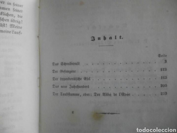 Libros antiguos: Libro alemán deutsch Wien 1840 Theater teatro - Foto 5 - 212629952