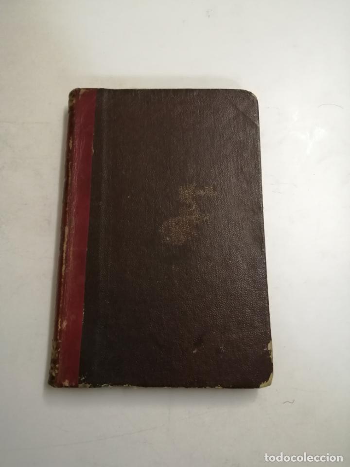 Libros antiguos: Las Almas Enamoradas, leyenda en verso. José Zorrilla. 1868 Barcelona. Ed.: Salvador Manero. - Foto 3 - 213709915