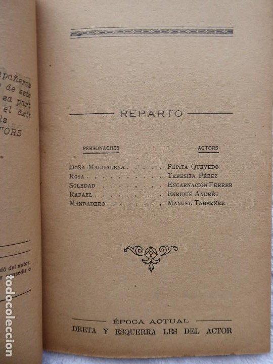 Libros antiguos: PR-2134, DE SACRISTÁ A TORERO.CHOGUET VALENSIÁ. LEOPOLDO G.BLAT Y VICENTE BROSETA BORRELL.1922 - Foto 3 - 213750655