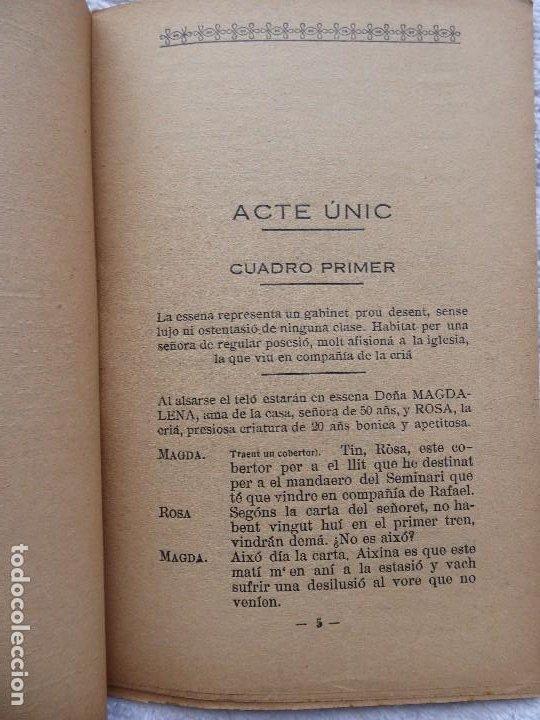 Libros antiguos: PR-2134, DE SACRISTÁ A TORERO.CHOGUET VALENSIÁ. LEOPOLDO G.BLAT Y VICENTE BROSETA BORRELL.1922 - Foto 4 - 213750655