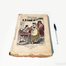 Libros antiguos: TEATRO SELECTO. DON RAMÓN DE LA CRUZ. COLECCIÓN COMPLETA DE SUS MEJORES SAINETES. 1882. Lote 214642591