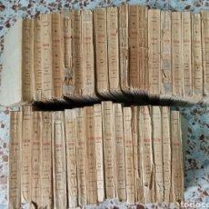 Libros antiguos: JACINTO BENAVENTE LOTE 36 VOLÚMENES DE TEATRO AÑOS 20 DESPERFECTOS EN CUBIERTAS. Lote 218206953