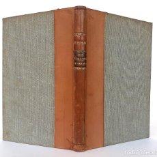 Libros antiguos: 1922 - WILLIAM SHAKESPEARE: LOS DOS HIDALGOS DE VERONA - TEATRO ISABELINO - ENCUADERNACIÓN. Lote 218321180