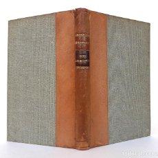 Libros antiguos: 1943 - WILLIAM SHAKESPEARE: TITO ANDRÓNICO. TRAGEDIA - TEATRO ISABELINO - ENCUADERNACIÓN. Lote 218321756