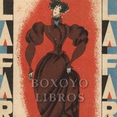 Libros antiguos: VARGAS, LUIS DE. DON FLORIPONDIO. LA FARSA NÚM. 105. Lote 222069926