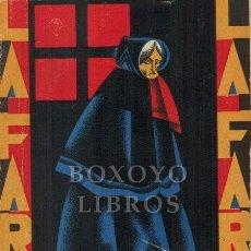 Libros antiguos: BARCLAY, FLORENCE L. EL ROSARIO. COMEDIA EN TRES ACTOS. LA FARSA 88. Lote 222069945