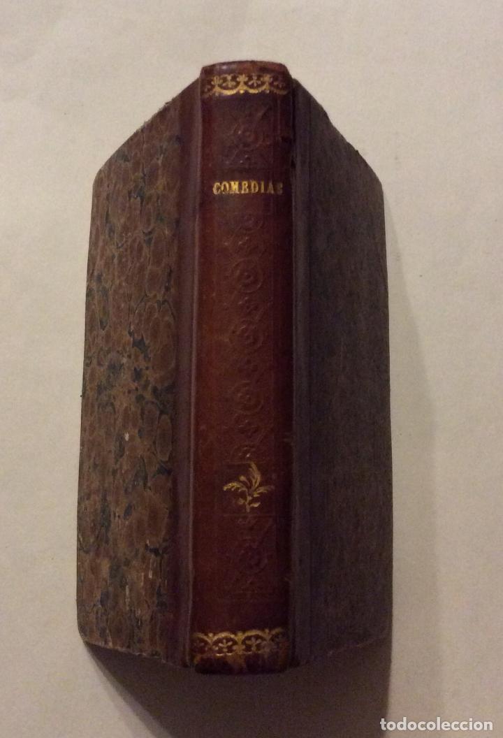 Libros antiguos: -LA CENICIENTA Ó SEA EL TRIUNFO DE LA BONDAD , LA GAZZA LADRA, .-EL TANCREDO MADRID 1822 1.- etc... - Foto 2 - 223993373