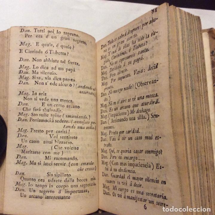 Libros antiguos: -LA CENICIENTA Ó SEA EL TRIUNFO DE LA BONDAD , LA GAZZA LADRA, .-EL TANCREDO MADRID 1822 1.- etc... - Foto 5 - 223993373