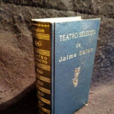 Libros antiguos: TEATRO CLÁSICO DE JAIME SALOM . LB10. Lote 226801145