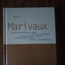 Libros antiguos: MARIVAUX - VARIOS TÍTULOS. Lote 228116550