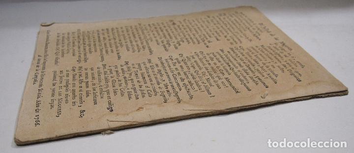 Libros antiguos: COMEDIA FAMOSA. EL JOSEPH DE LAS MUGERES. DE DON PEDRO CALDERÓN DE LA BARCA. BARCELONA, 1766 - Foto 9 - 228535700