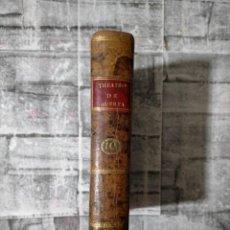 Libros antiguos: THEATRO HESPAÑOL DON VICIENTE GARCIA DE LA HUERTA SEGUNDA COMEDIAS CAPA Y ESPADA CALDERON. Lote 228761230