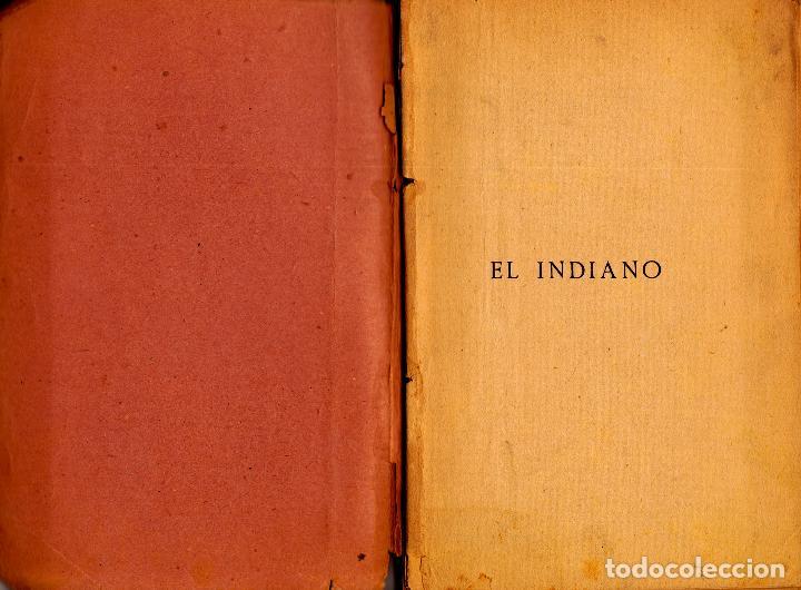 EL INDIANO. SANTIAGO RUSIÑOL. PRIMERA EDICIÓN (Libros antiguos (hasta 1936), raros y curiosos - Literatura - Teatro)
