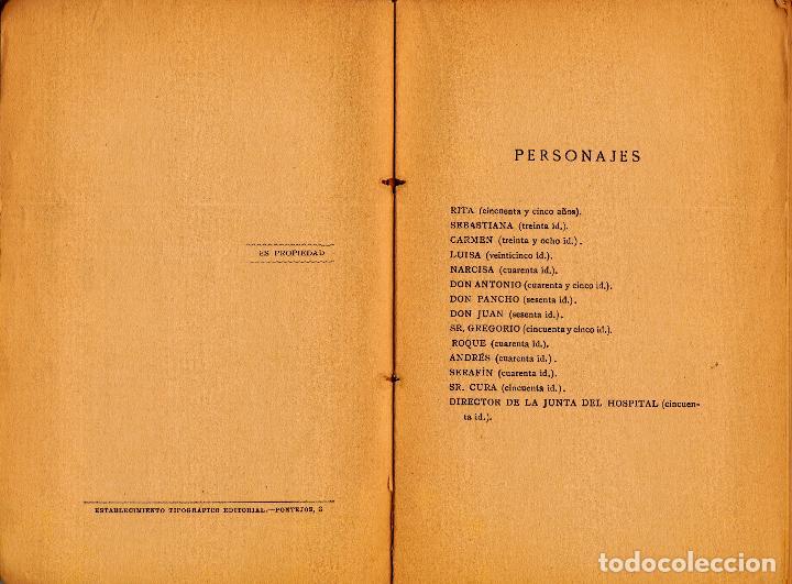 Libros antiguos: EL INDIANO. SANTIAGO RUSIÑOL. PRIMERA EDICIÓN - Foto 3 - 228952205