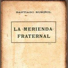 Libros antiguos: LA MERIENDA FRATERNAL. Lote 229242990