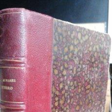 Libros antiguos: SERAFIN Y JOAQUÍN ALVAREZ QUINTERO. COMEDIAS ESCOGIDAS IV. SF 1911? IN 8 M MEDIA PIEL HIERROS NERVI. Lote 230022100