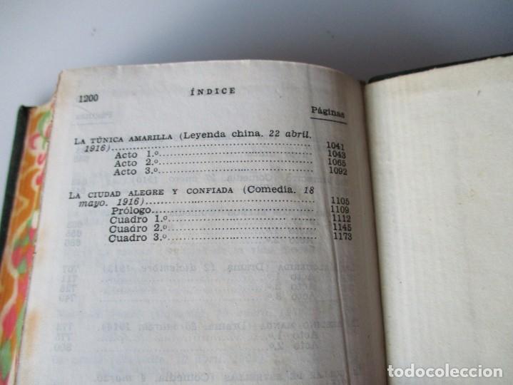Libros antiguos: JACINTO BENAVENTE Obras completas III W4961 - Foto 6 - 232574360