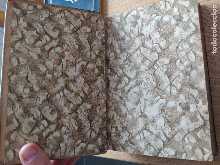 Libros antiguos: Obras Completas, Manuel Linares, Teeatro, Biblioteca Hispana, 1915. En piel. - Foto 6 - 233825155