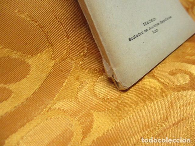 Libros antiguos: LA APUESTA DE DON JUAN TENORIO. POR GONZALO JOVER. - Foto 4 - 235219615