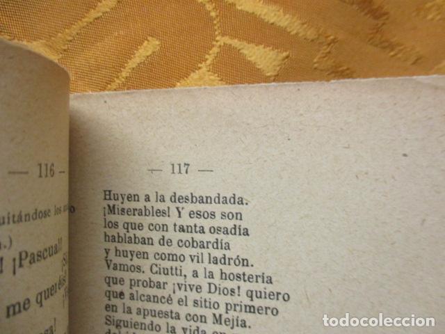 Libros antiguos: LA APUESTA DE DON JUAN TENORIO. POR GONZALO JOVER. - Foto 13 - 235219615