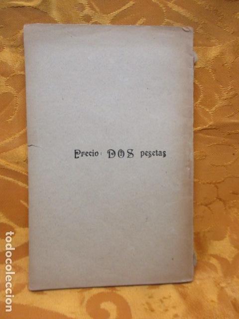 Libros antiguos: LA APUESTA DE DON JUAN TENORIO. POR GONZALO JOVER. - Foto 14 - 235219615