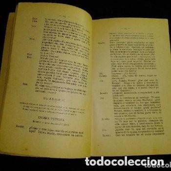 Libros antiguos: 1913 Romeo y Julieta: tragedia en cinco actos / W. Shakespeare; traducción por J. Roviralta Borrell. - Foto 3 - 236005065