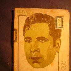 Libros antiguos: RAMON GOMEZ DE LA SERNA: - LOS MEDIOS SERES - (MADRI, 1929) (PRIMERA EDICION). Lote 239366830