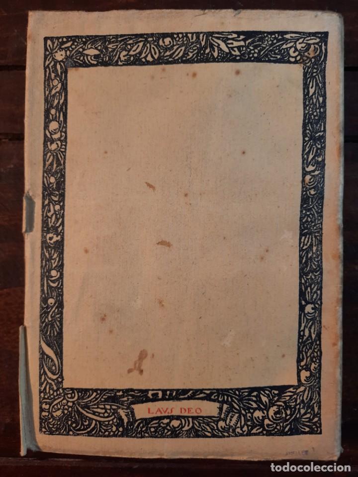 Libros antiguos: RETABLO DE LA AVARICIA, LA LUJURIA Y LA MUERTE - RAMON DEL VALLE-INCLAN - 1927, MADRID - INTONSO - Foto 3 - 240020405
