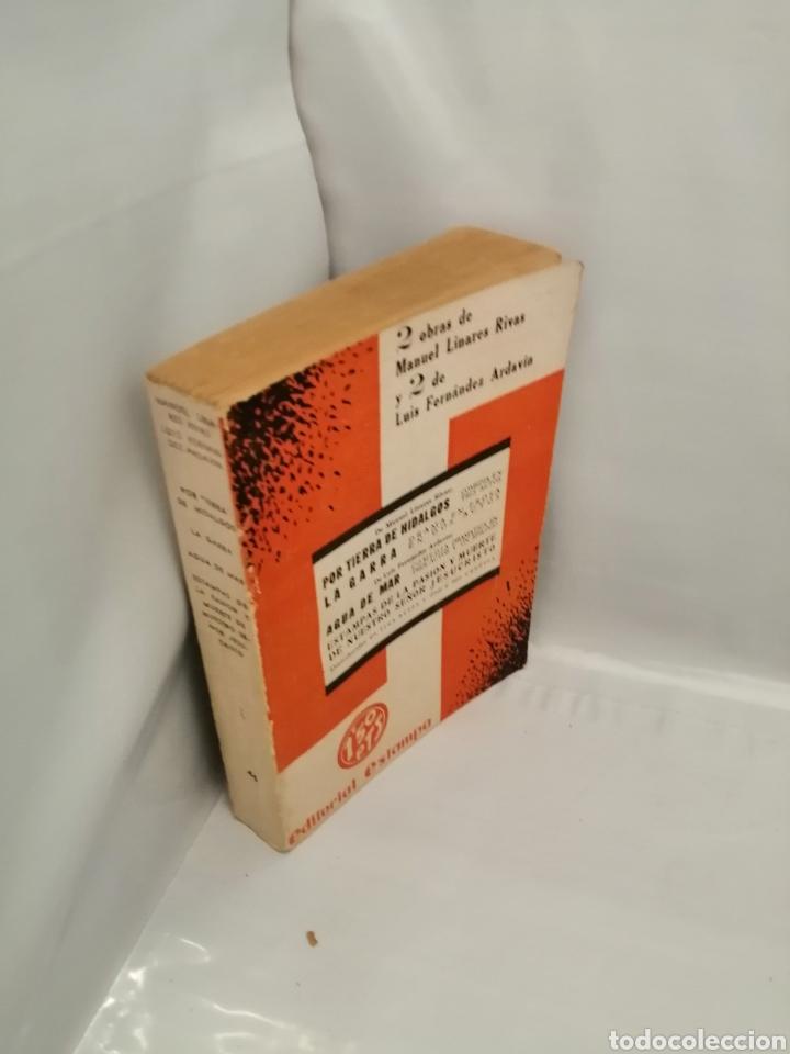 Libros antiguos: UN SOLO TOMO con 2 obras de Manuel Linares Rivas y 2 de Luis Fernández Ardavín (ver descripción) - Foto 3 - 241224585