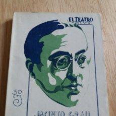 Libros antiguos: EL TEATRO MODERNO - JACINTO GRAU - DON JUAN DE CARILLANA 180. Lote 242836015