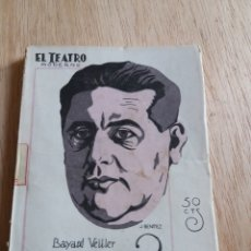 Libros antiguos: EL TEATRO MODERNO - BAYARD VEILLER - EL JUICIO DE MARY DUGAN 203. Lote 242836180